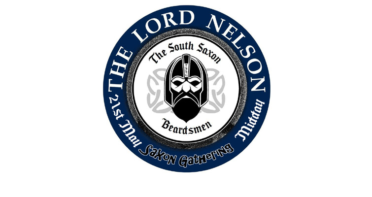After a long absence, The South Saxon Beardsmen come to Claim Their Lands Back on 21 May. Come gather with us at The Lord Nelson Inn, Trafalgar St, Brighton from midday