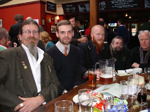 The Essex Beardsmen meet the Fen Men