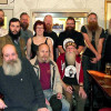 The South Saxon Beardsmen's January 2014 Meet at The Prince George, Brighton